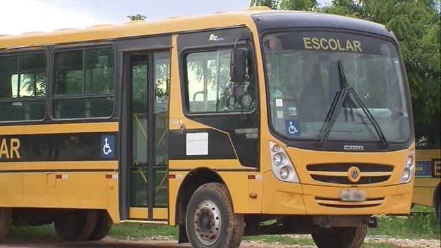 Veículos de transporte escolar da PB vão precisar divulgar número de telefone para reclamações