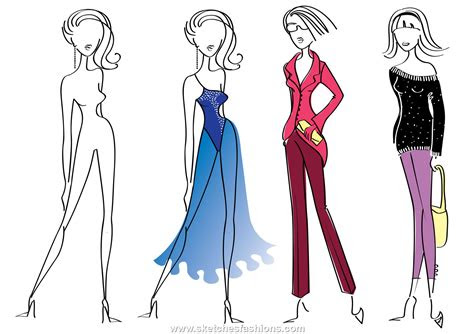 fashion sketches afrikafashionleague