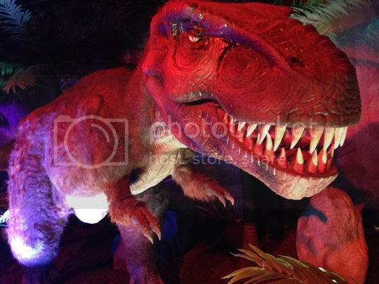 Hello Jack Blog: Extreme Dinosaurs Exhibit