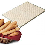 Bridgford Foods White Breadstick Dough, 1.5 Ounce - 240 per case.