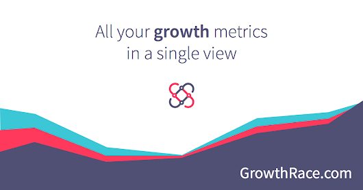 Growth Race - All your growth metrics in a single view