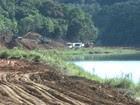 Sabesp inicia obra em represas bragantinas (Reprodução/TV Vanguarda)