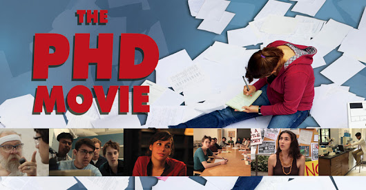 The PHD Movie, watch it FREE this month and support the sequel Kickstarter!