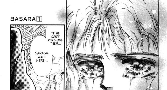 Basara Manga Ending