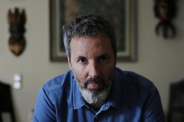 """Michel Laub:""""A literatura ainda é o espaço da liberdade"""" Mateus Bruxel/Agencia RBS"""