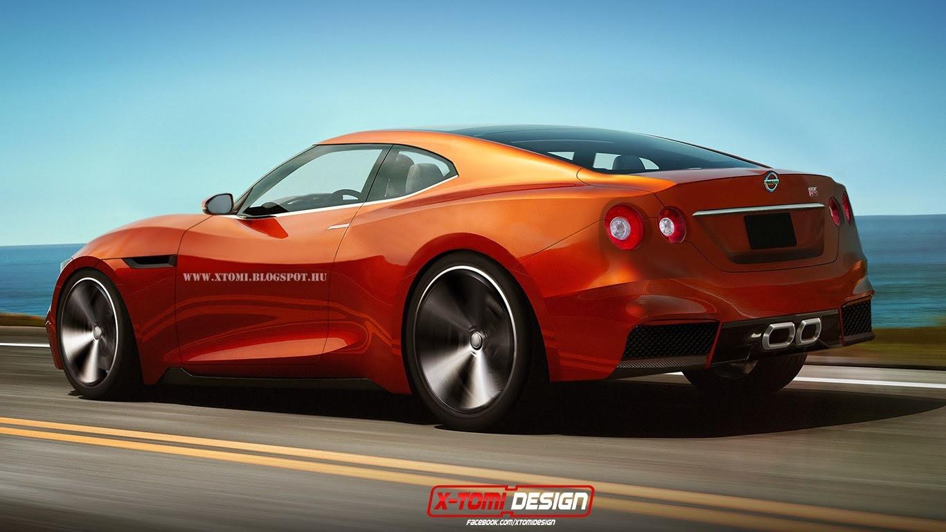 2016 Nissan GT-R gets the obligatory speculative render