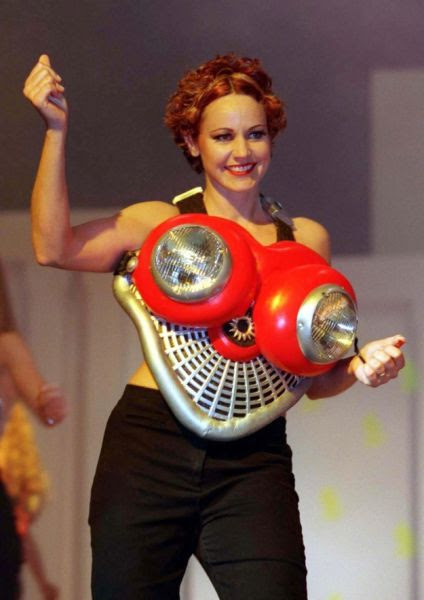 The Most Unconventional Bras Ever