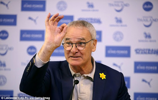 BREAKING!!! EPL Champions Leicester City Sack Manager Claudio Ranieri!