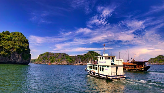 Discover Lan Ha Bay in beautiful days