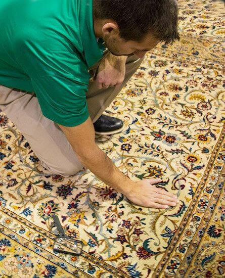 Area Rug Cleaning Sacramento CA - Van's Chem-Dry