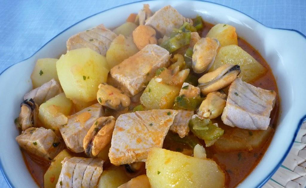 La cocina casera de irene marmitako de at n for La cocina casera