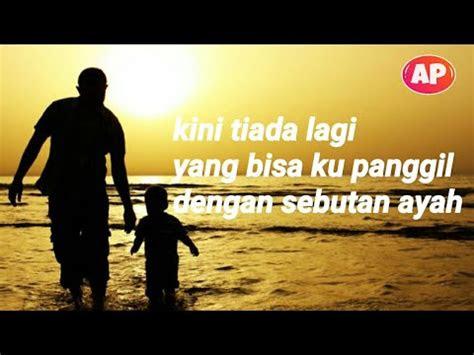 puisi  ayah   tiada renungan rindu ayah