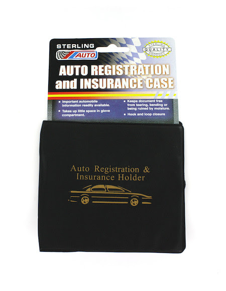 5 Auto Car Truck Registration And Insurance Case Document ...