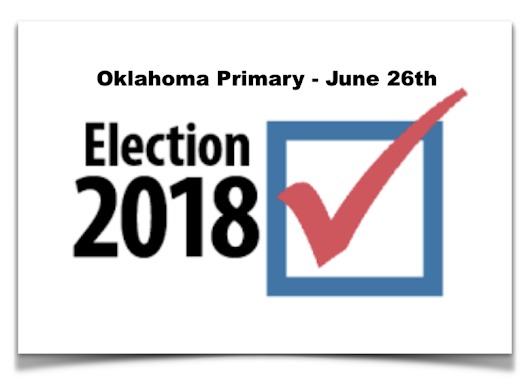 My Voting Recommendations – Oklahoma Republican Primary June 26th