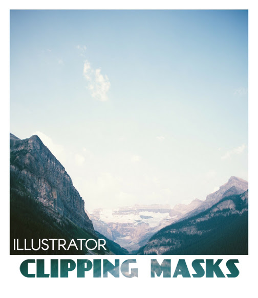 Illustrator – Clipping Masks