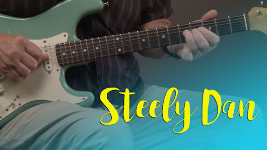 Steely Dan Minor Lick Lesson - Guitar Compass
