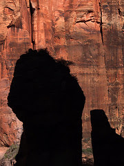 The Pulpit Silhouette