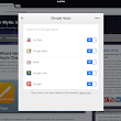 Google+ stream: google apps suggestions