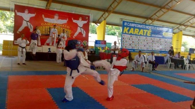 Resultado de imagem para Karate educacional Norte nordeste Paudalho