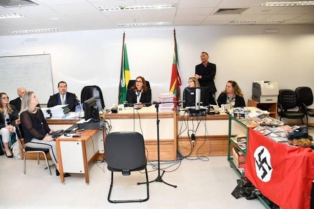 Neonazistas são condenados em Porto Alegre após 13 anos