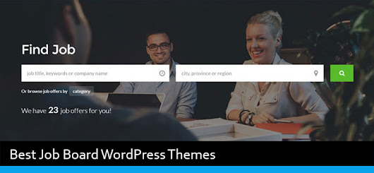 Best Job Board WordPress Themes - Modern WP Themes