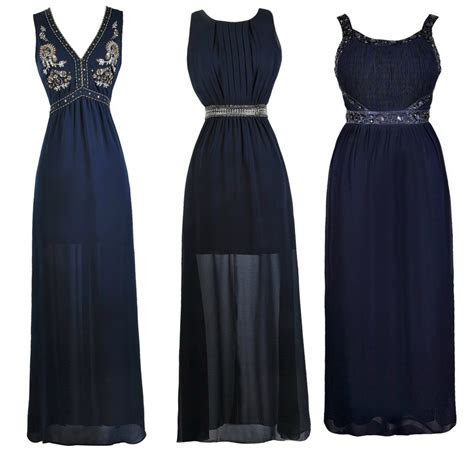 Wedded Bliss: Navy Blue Bridesmaid Dresses   Lilyboutique