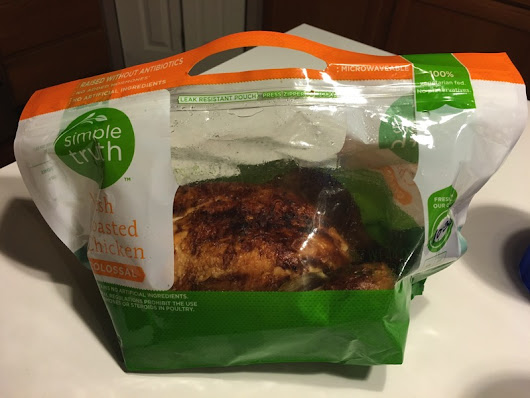 Review: Simple Truth Fresh Roasted Chicken