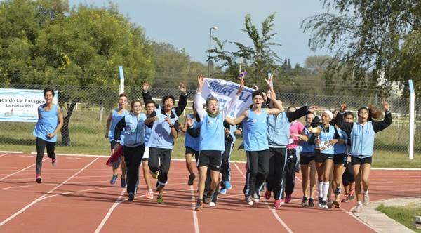 Juegos Epade: La Pampa subió al podio