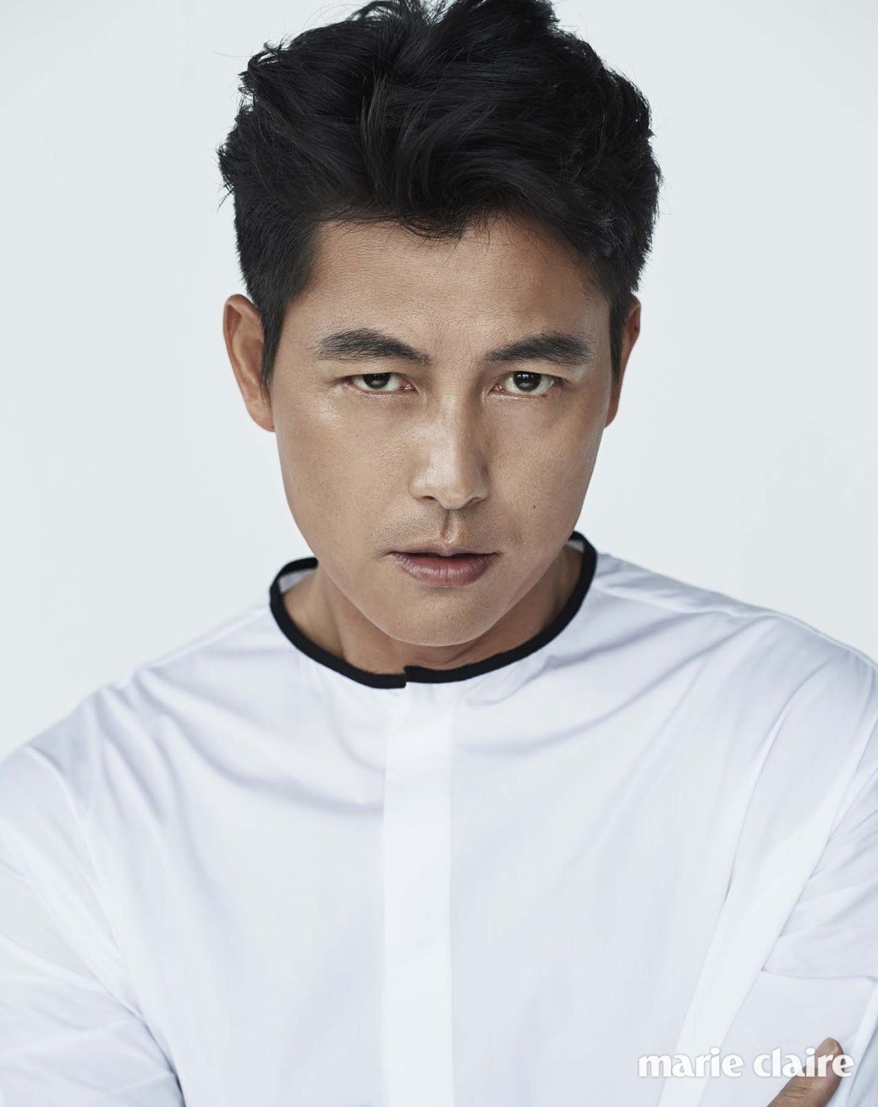 Jung Woo Sung - Marie Claire Magazine October Issue '16