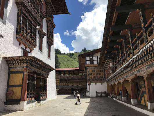 Soul-Searching Above Rainy Clouds – A Journey to Bhutan: Part I