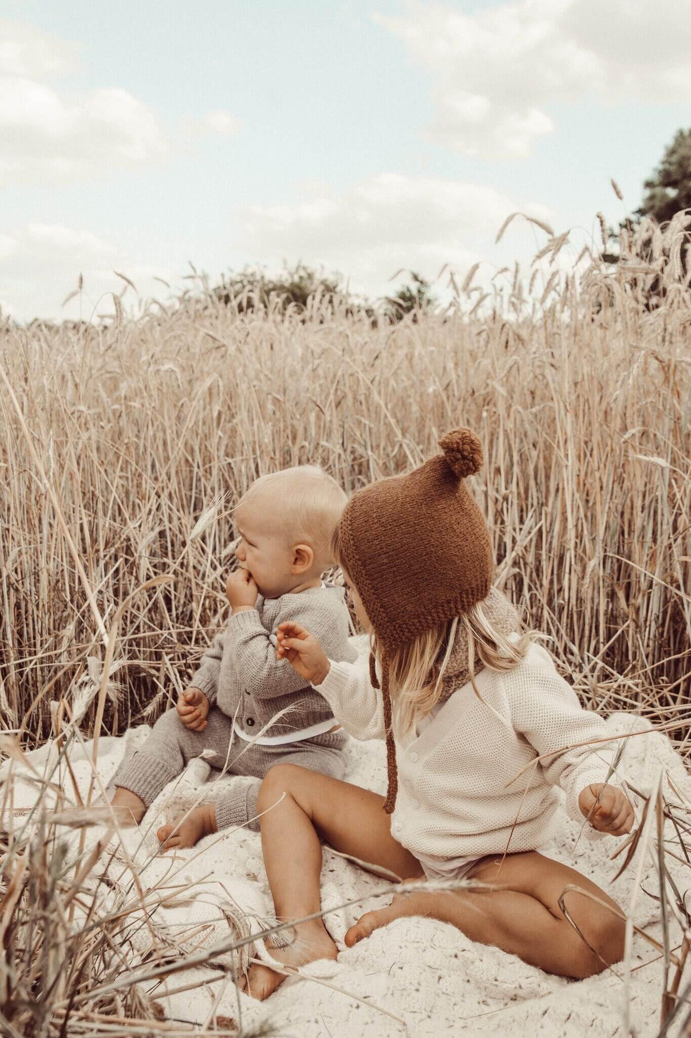 knitwear for little people