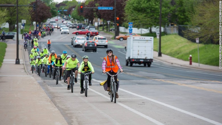 Minneapolis bike 1