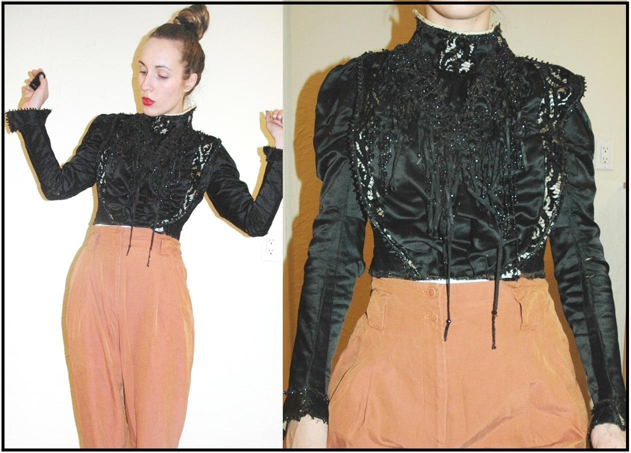 Victorian Blouse for sale pic