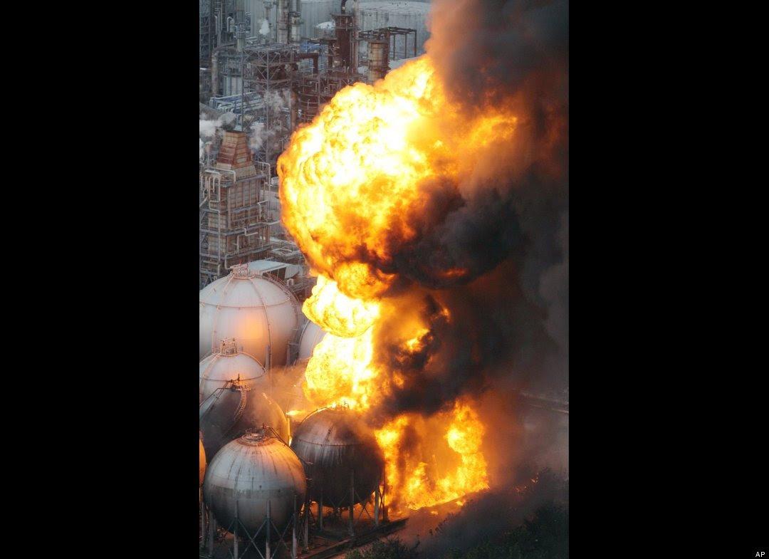 انفجارات
