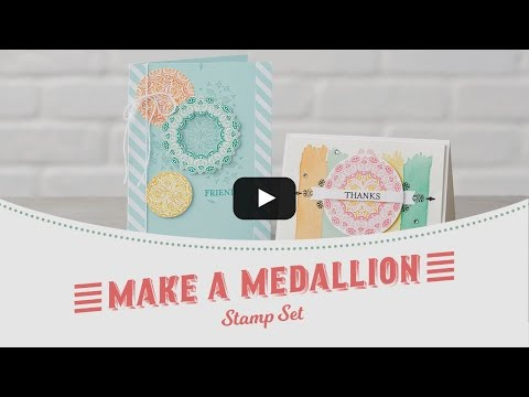 Make a Medallion Video