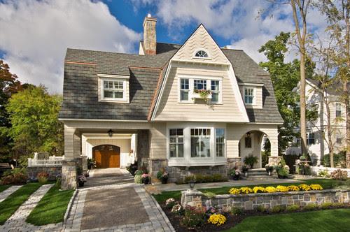 2009 Showcase Home traditional exterior