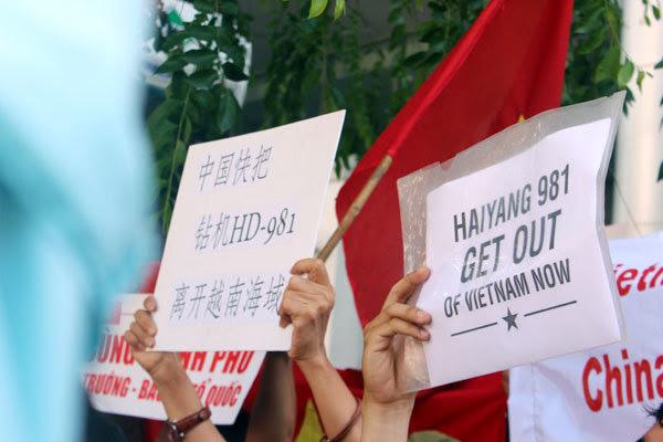 TP HCM, Trung Quốc, giàn khoan