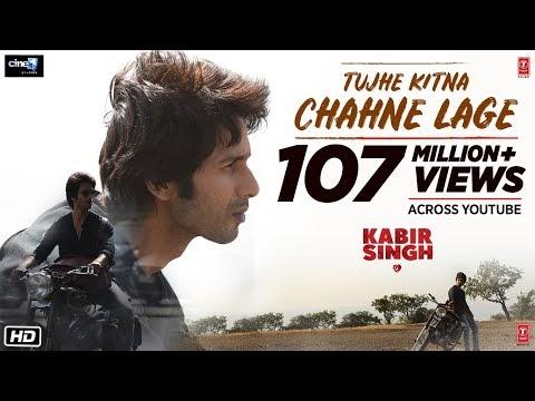 Tujhe Kitna Chahne Lage   Guitar chords & Strumming Pattern   Kabir Singh
