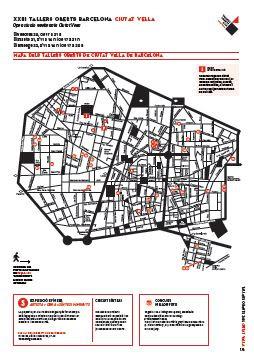mapa talleres artistas de ciutat vella 2016