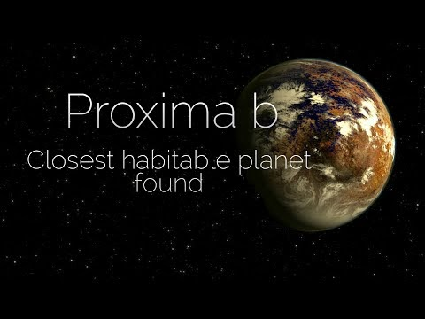 Proxima B Closest Planet Found In Habitable Region It