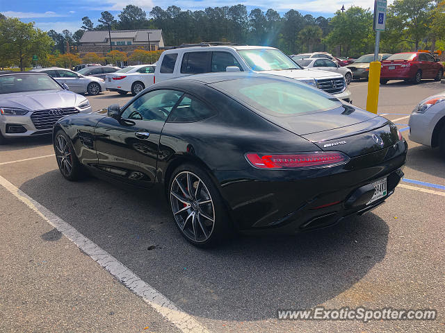 Mercedes AMG GT spotted in Bluffton, South Carolina on 04 ...