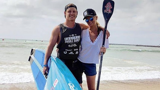 World Champion's Girlfriend - A Full-Time Job: Interview With Kristi Dreibergs - TotalSUP