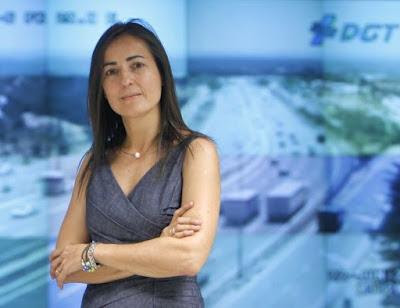 La directora de la DGT, María Seguí