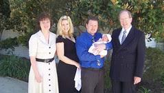 Marilyn, Kailynn, Richard, Georgia, & Tom