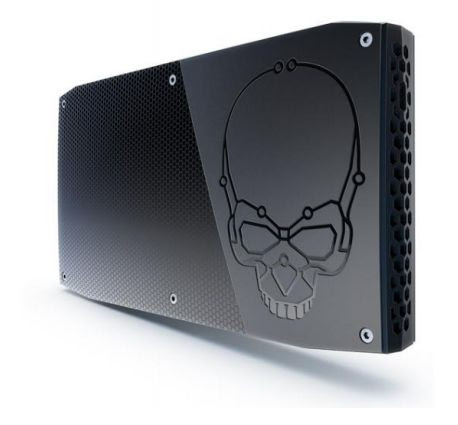 "Intel's high-performance ""Skull Canyon"" mini PC coming in May - Liliputing"
