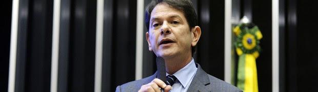 Cid Gomes pede demissão após criticar deputados da base aliada na Câmara (Gustavo Lima/Câmara dos Deputados)