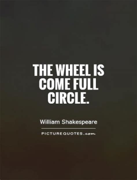 Shakespeare Quotes Circle Of Life