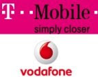 T-Mobile and Vodafone
