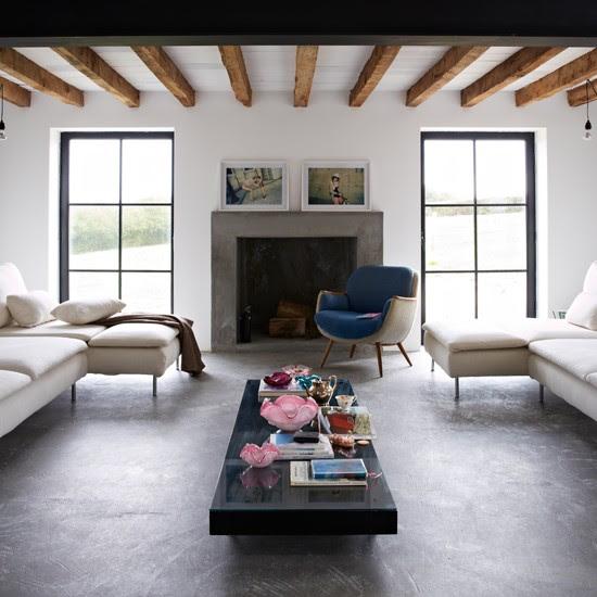 Living room | Rustic French retreat | House tour | PHOTO GALLERY | Livingetc | Housetohome.co.uk