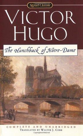 Image result for hunchback of notre dame book
